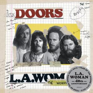 The Doors - L.a. Woman: The Workshop Sessions CD (album) cover