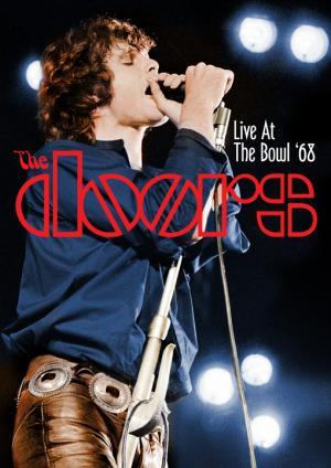 The Doors - Live At The Bowl '68 DVD (album) cover