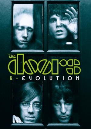 The Doors - R-evolution DVD (album) cover