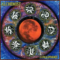 Alchemist - Lunasphere CD (album) cover