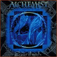 Alchemist - Spiritech CD (album) cover