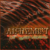Alchemist - Orgnanasm CD (album) cover