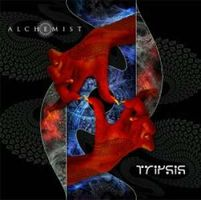 Alchemist - Tripsis CD (album) cover