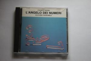Elicoide - L'angelo Dei Numeri CD (album) cover