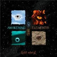 Lost World - Awakening Of The Elements CD (album) cover
