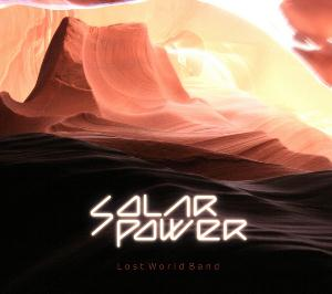 Lost World - Solar Power CD (album) cover