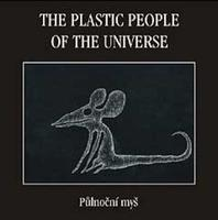 The Plastic People Of The Universe Půlnoční Myš CD album cover