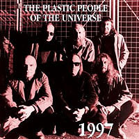 The Plastic People Of The Universe - 1997 CD (album) cover