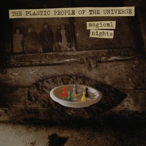 The Plastic People Of The Universe - Magical Nights CD (album) cover