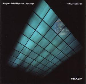 Pete Namlook - S.h.a.d.o. (with Higher Intelligence Agency) CD (album) cover