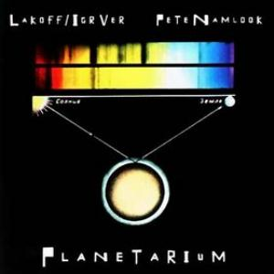 Pete Namlook - Planetarium (with New Composers) CD (album) cover