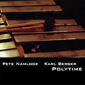 Pete Namlook - Polytime (with Karl Berger) CD (album) cover