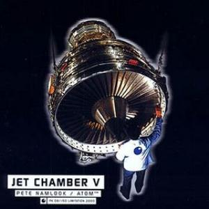 Pete Namlook - Jet Chamber V (with Atom Heart) CD (album) cover