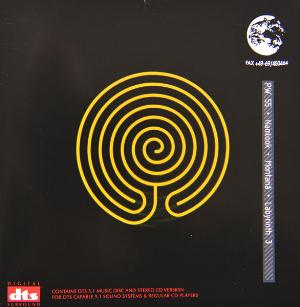 Pete Namlook - Labyrinth 3 (with Lorenzo Montanà) CD (album) cover