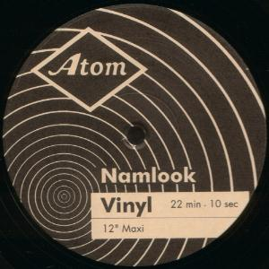 Pete Namlook - Atom [ep] CD (album) cover
