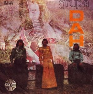 Dah - Ti Si Ta CD (album) cover