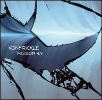Von Frickle - Mission 4.9. CD (album) cover