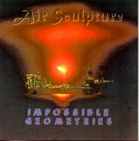 AIRSCULPTURE - Impossible Geometries CD album cover