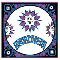 Andromeda (uk) - Andromeda CD (album) cover