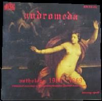 Andromeda (uk) - Anthology 1966-1969 CD (album) cover
