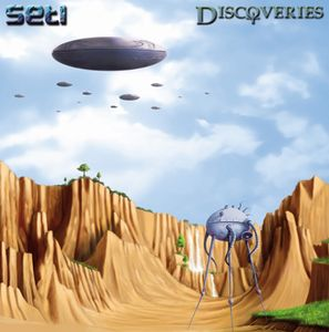Seti - Discoveries CD (album) cover
