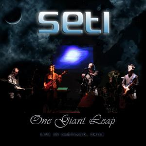 Seti - One Giant Leap CD (album) cover