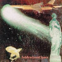 Subarachnoid Space - Ether Or CD (album) cover