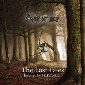 Ainur - The Lost Tales CD (album) cover
