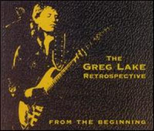 Greg Lake - From The Beginning - Retrospective CD (album) cover