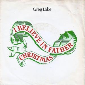 Greg Lake - I Believe In Father Christmas CD (album) cover