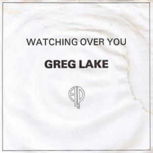 Greg Lake - Watching Over You CD (album) cover