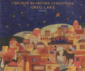 Greg Lake - I Believe In Father Christmas (cd Single) CD (album) cover