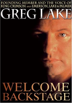 Greg Lake - Welcome Backstage DVD (album) cover