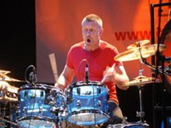CARL PALMER image groupe band picture