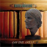 Keith Emerson - Off The Shelf CD (album) cover
