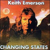 Keith Emerson - Changing States/Cream Of Emerson Soup CD (album) cover