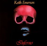 Keith Emerson - Inferno CD (album) cover