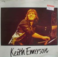 Keith Emerson - Chord Sampler CD (album) cover