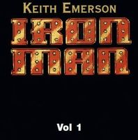 Keith Emerson - Iron Man Vol 1 CD (album) cover