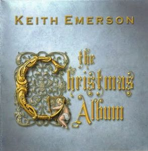 Keith Emerson - The Christmas Album CD (album) cover