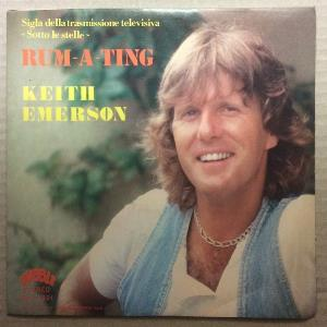 Keith Emerson - Rum-a-ting CD (album) cover