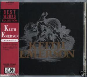 Keith Emerson - Best Works Collection CD (album) cover