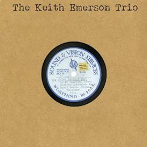 KEITH EMERSON - The Keith Emerson Trio CD album cover