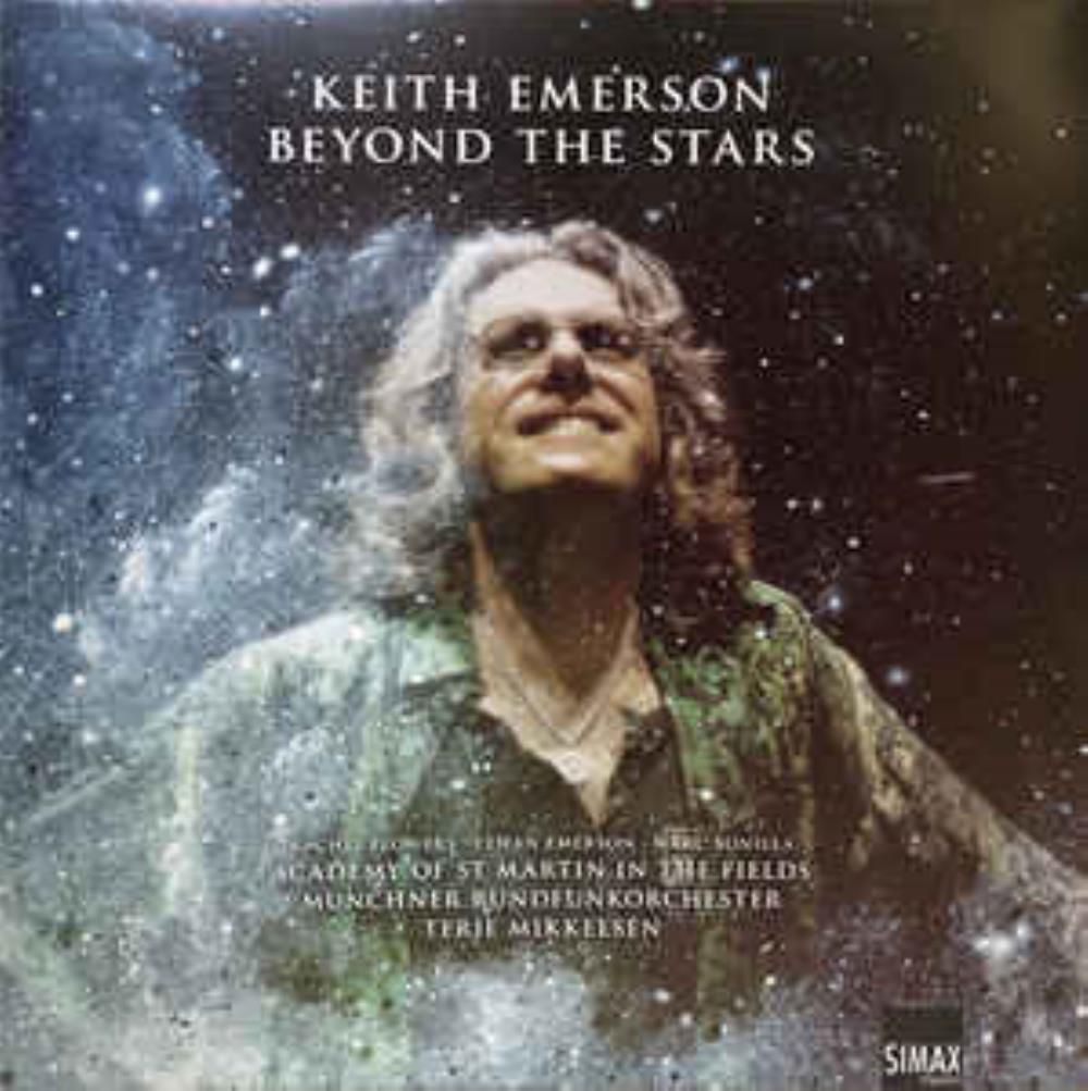Keith Emerson - Beyond The Stars CD (album) cover