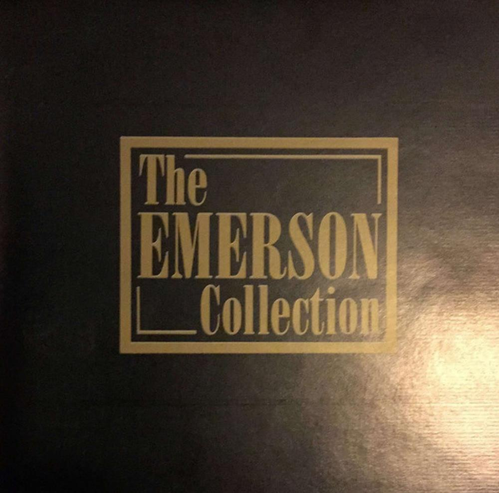 Keith Emerson - The Emerson Collection CD (album) cover