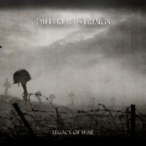 Different Strings - Legacy Of War CD (album) cover