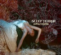 Sleep Terror - Probing Tranquility CD (album) cover