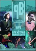 Panzerballett - Live At Backstage Munich DVD (album) cover