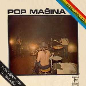 Pop MaŠina - Secanja CD (album) cover