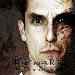 PRYMARY - The Enemy Inside CD album cover